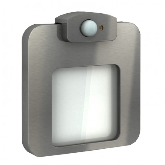 Spot Moza LED grafit, lumina rece, senzor miscare, 0.78W, 14V, IP20