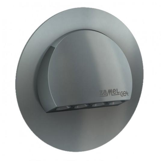 Spot Rubi LED inox, RGB, 0.84W, 14V, IP56