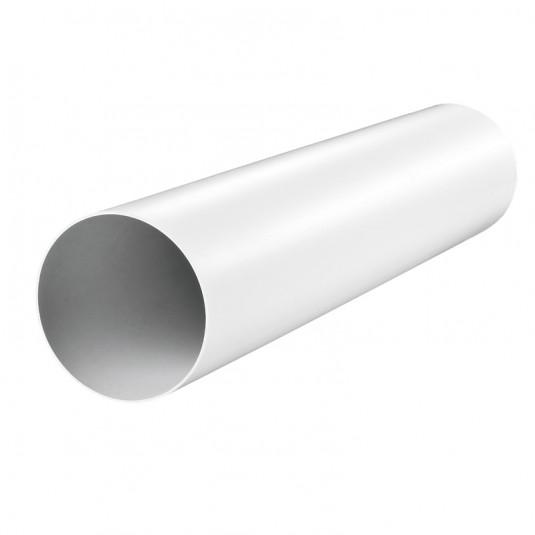VENTS Tub PVC, diam 125mm, L 500mm