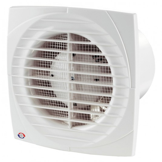 Ventilator diam 100mm intrerupator fir, timer, senzor umiditate - SKU 100DVTH