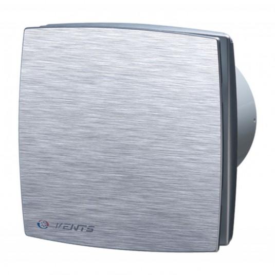 Ventilator diam 100mm aluminiu - SKU 100LDA alu mat