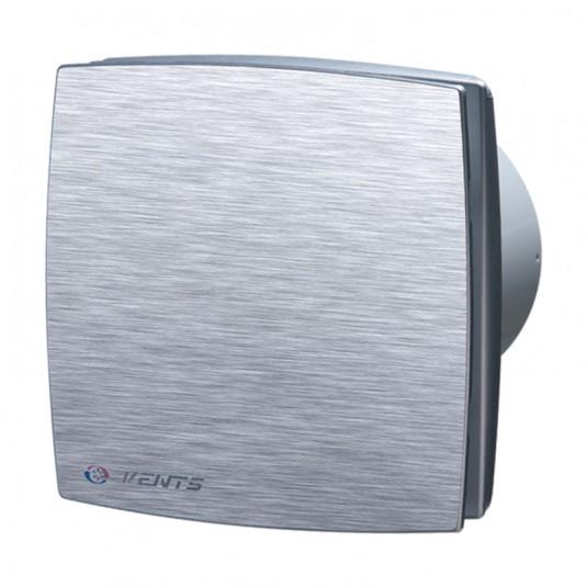 Ventilator diam 125mm aluminiu - SKU 125LDA alu mat