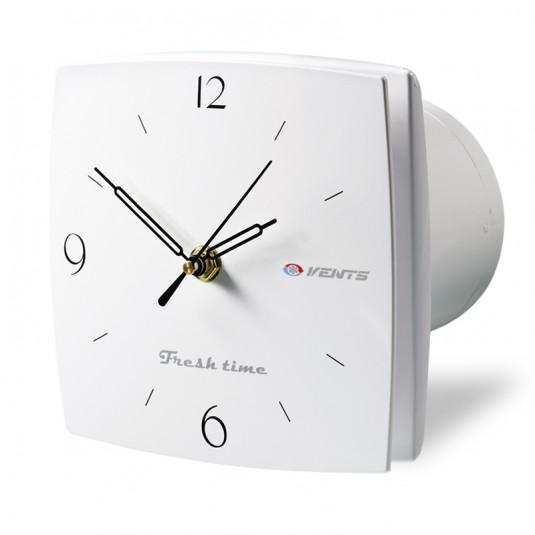 Ventilator diam 100 mm timer, senzor umiditate, ceas - SKU 100LDTH fresh time
