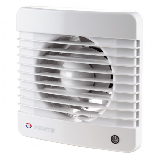 Ventilator diam 100mm intrerupator fir, timer, senzor umiditate - SKU 100MVTH