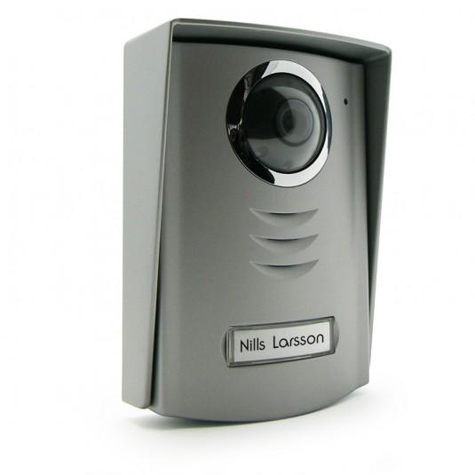 AVIDSEN Post exterior cu camera si o tasta pentru videointerfon