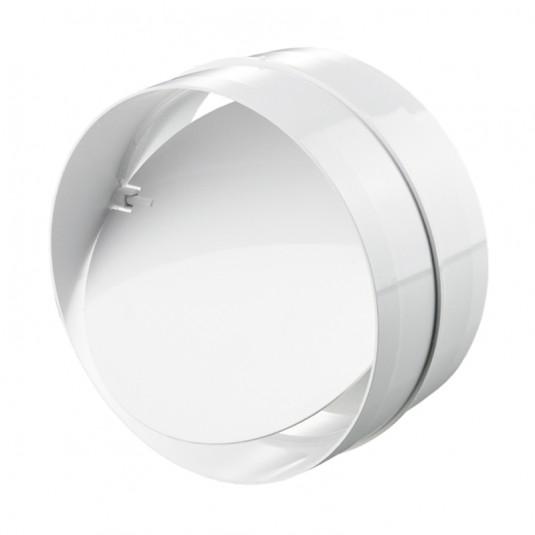 VENTS Conector cu clapeta antiretur 125mm - SKU 2121