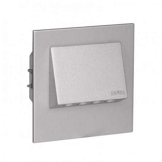 Spot Navi LED aluminiu, lumina rece, 1.1W, 230V, IP20