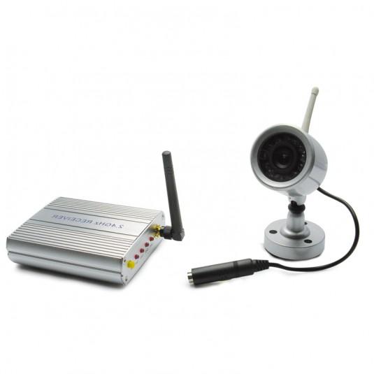 AVIDSEN Kit supraveghere wireless camera si receptor - inactiv