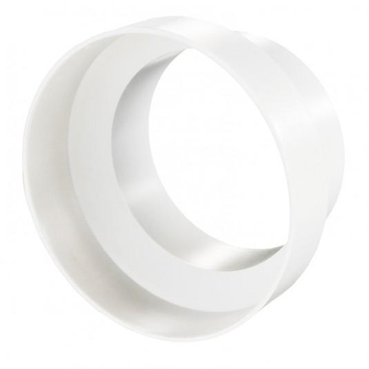 VENTS Conector tub pvc/tub flexibil sl, diam 100mm