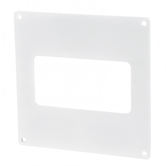 VENTS Placa fixare perete PVC, 204*60mm - SKU 85