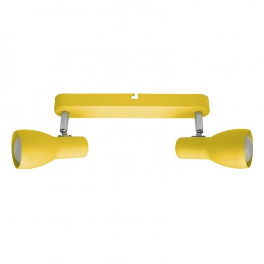Spot bara PICARDO mustar 2x40W E14, metal - SKU 92-52407