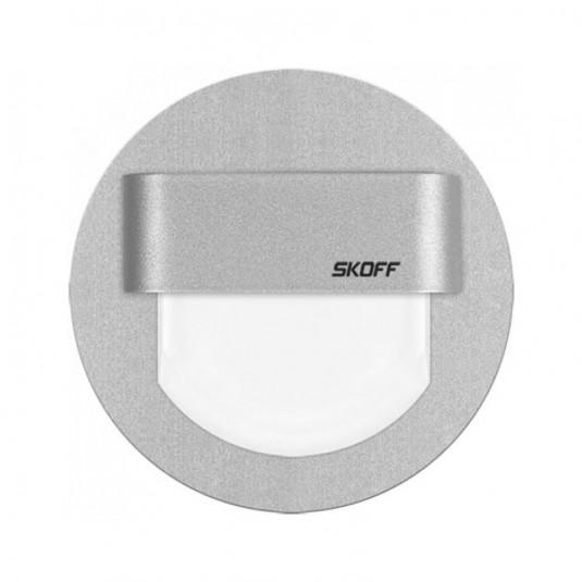 Spot Rueda Stick LED aluminiu, lumina rece, 0.8W, 10V, IP66