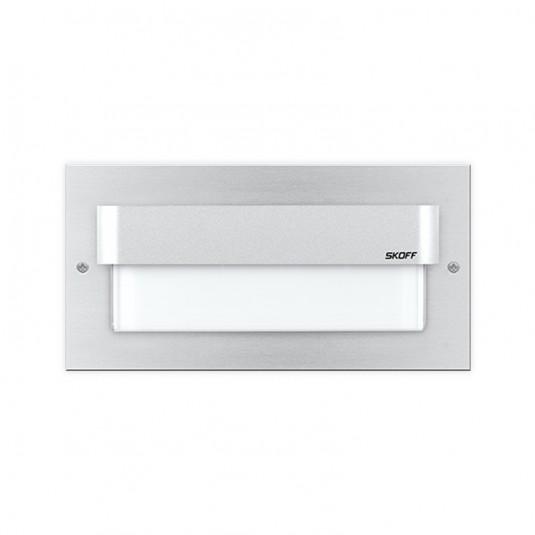 Spot Tango Max LED aluminiu, lumina rece, 1.6W, 10V, IP20