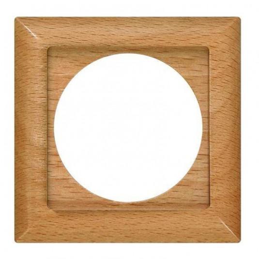 PERLA Rama lemn fag 1 post
