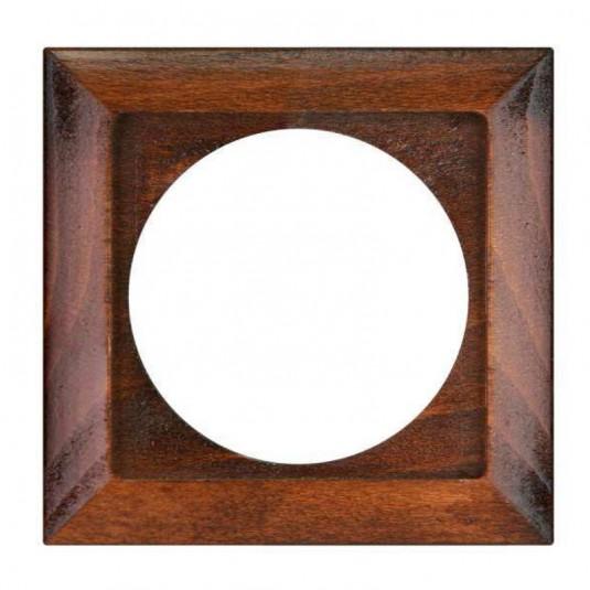 PERLA Rama lemn teak 1 post