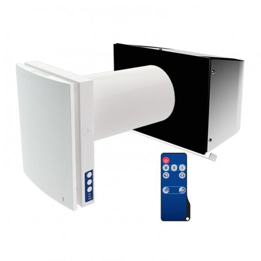 Blauberg Ventilator cu recuperare de caldura - SKU Blauberg Vento Expert A100-1 SW V.2