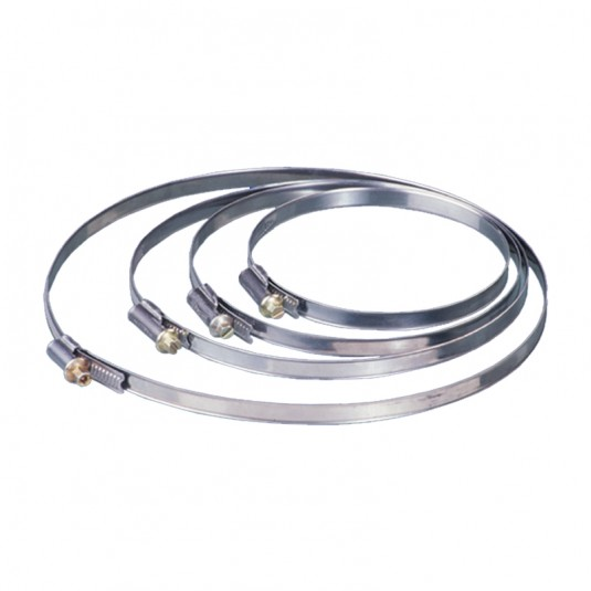 VENTS Colier metalic 190-210mm - SKU C 200Zn