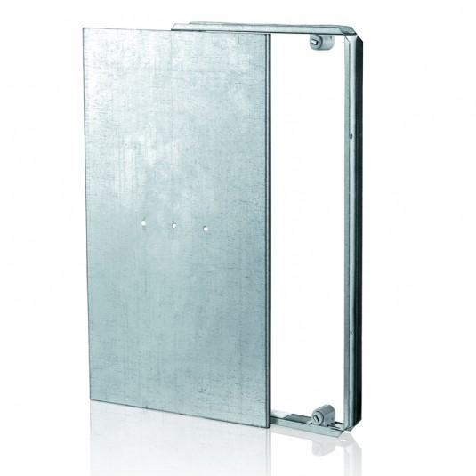 VENTS Usita de vizitare sub placa ceramica, cu magnet pe 2 laturi, 400*400mm - SKU DKM 400*400