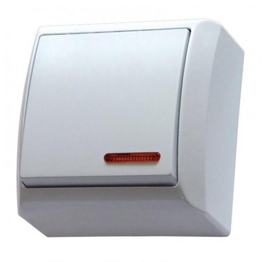 BIS Intrerupator iluminat aplicat IP 20