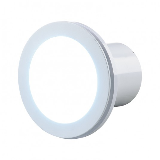 Ventilator diam 100mm cu LED - SKU 100 LUMIS