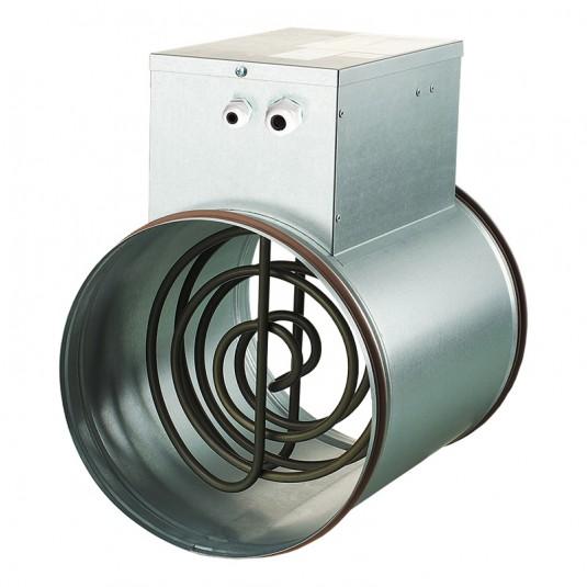 VENTS Baterie de incalzire electrica fi 160mm, 5,1KW, 380V - SKU NK 160-5,1-3