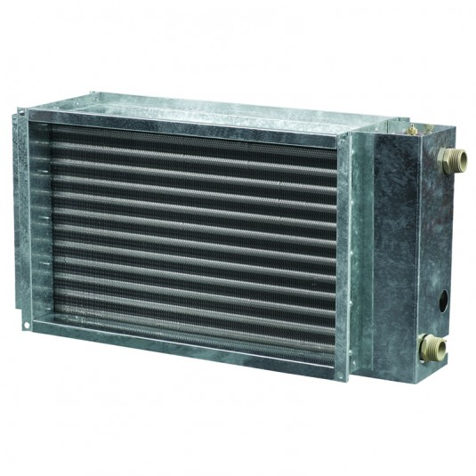 VENTS Baterie de incalzire pe apa 500*250mm, 2 tevi, 14kw