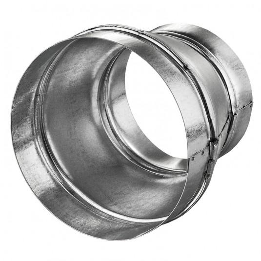 VENTS Reductie spiro 250/200mm - SKU Reducer 250/200Zn