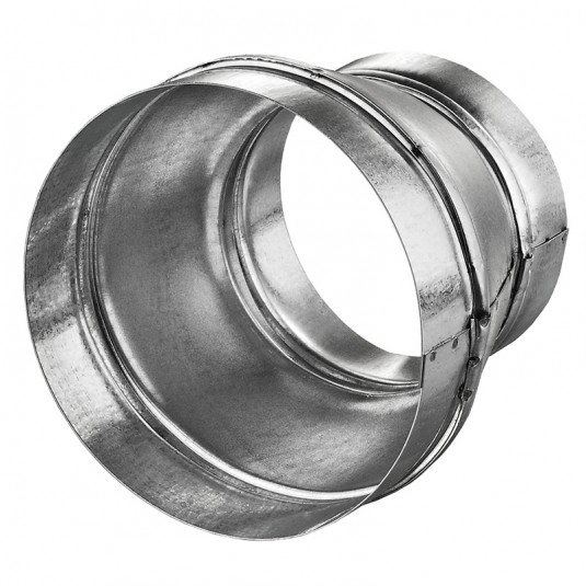 VENTS Reductie spiro 315/200mm - SKU Reducer 315/200Zn