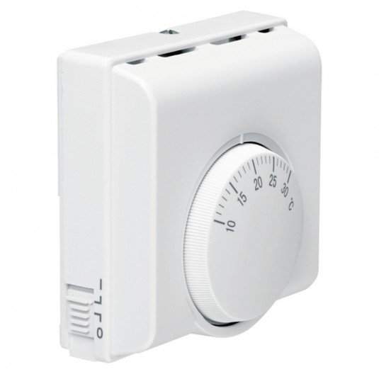 VENTS Termostat +5+40C, se opreste max 3A, porneste max 2A - SKU RT-10