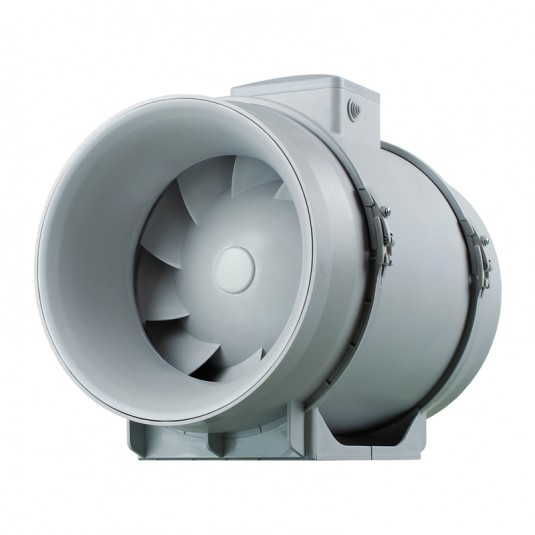 VENTS Ventilator axial de tubulatura diam 125mm, cu 2 viteze, cu timer