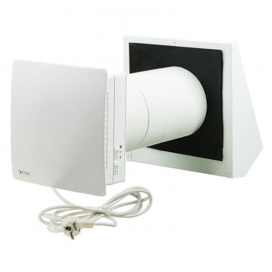 Ventilator cu recuperator de caldura - SKU Twin Fresh Comfo RA1-50-2