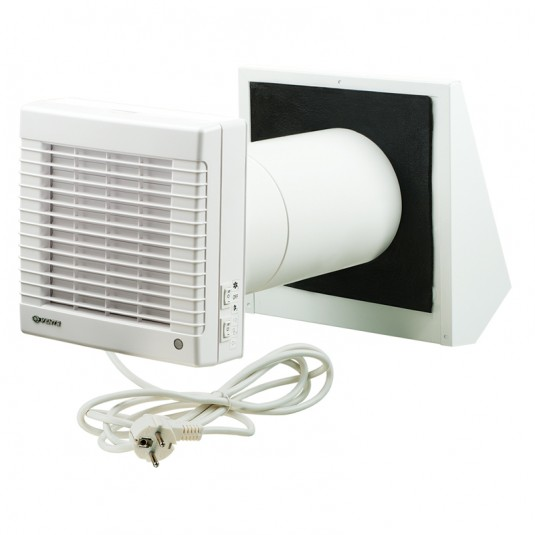 Ventilator cu recuperator de caldura - SKU Twin Fresh Comfo RB 50