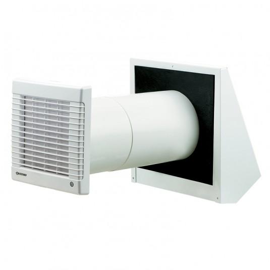 Ventilator cu recuperator de caldura - SKU Twin Fresh R-50