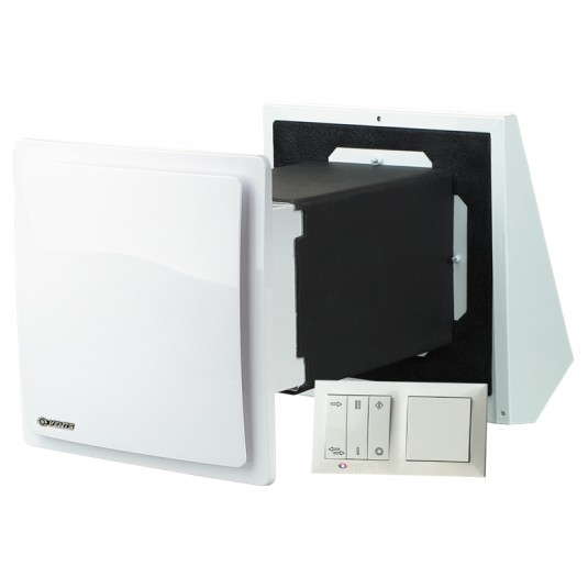 Ventilator cu recuperator de caldura - SKU Twin Fresh SA 60