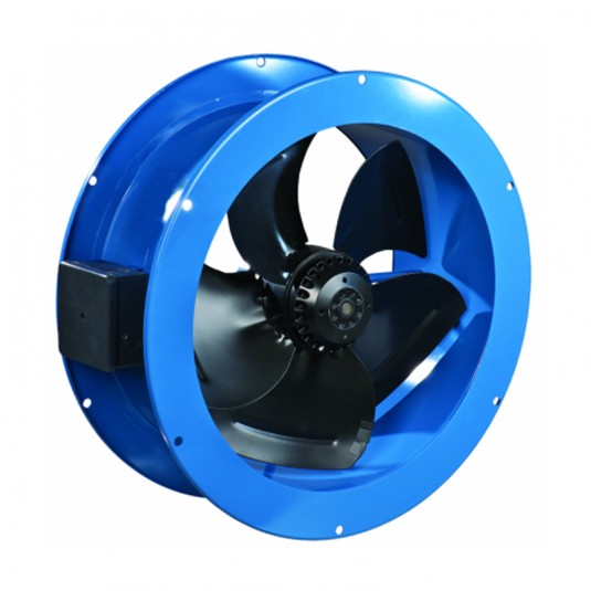 VENTS Ventilator axial de tubulatura diam 550mm - SKU VKF 4E 550