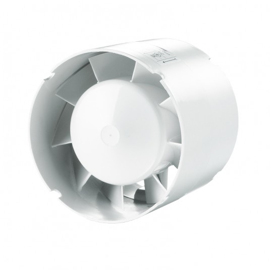 Ventilator tubulatura diam 125mm - SKU 125VKO1