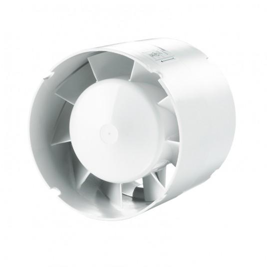Ventilator tubulatura diam 125mm press, rulment - SKU 125VKO1 L press