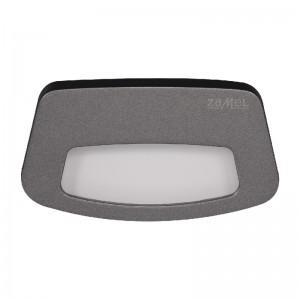 Spot Tera LED grafit, lumina rece, 0.56W, 14V, IP44