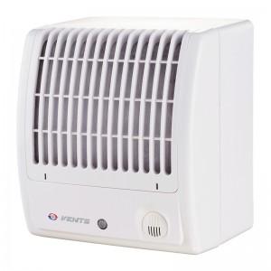 Ventilator centrifugal diam 100mm timer, senzor umiditate