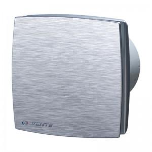 Ventilator diam 100mm timer, aluminiu