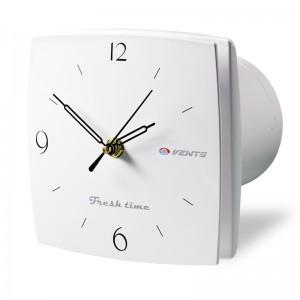 Ventilator diam 100 mm timer, senzor umiditate, ceas