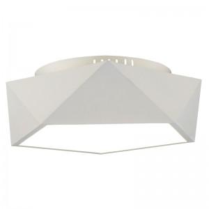 ARCA Plafoniera 1x24W LED inclus, alb, metal