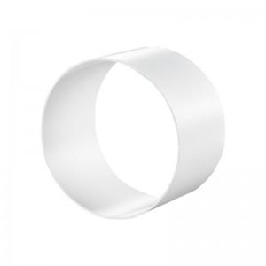 VENTS Conector tub flexibil PVC, ventilatie, diam 125mm