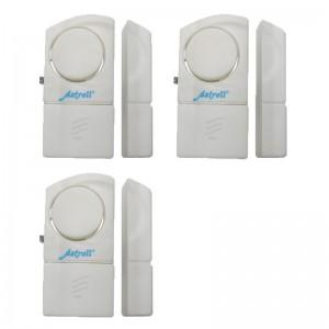 AVIDSEN - ASTRELL 3 mini alarme independente cu contacte magnetice