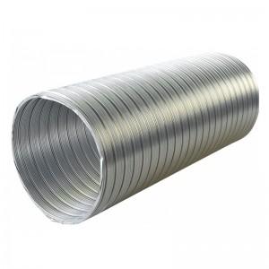 FLEX-AL Tub flexibil aluminiu diametru 80 mm/3m