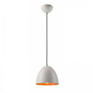 Pendul LIVIA alb 1x60W E27, metal
