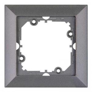 PERLA Rama antracit metalic 1 post