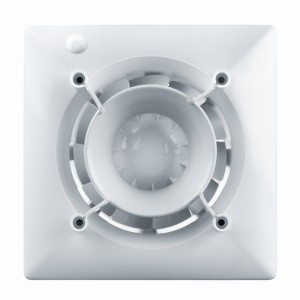 Ventilator axial diam 100mm timer