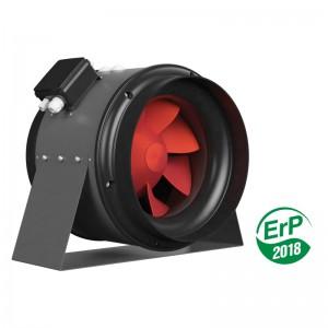 Ventilator axial de tubulatura diam 350mm, cu 3 viteze, 2485mc/h