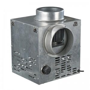 VENTS Ventilator semineu diam 125mm ECODUO
